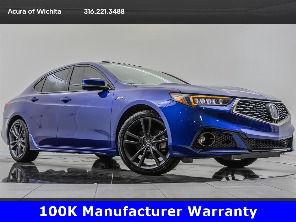 Pre-Owned 2019 Acura TLX SH-AWD