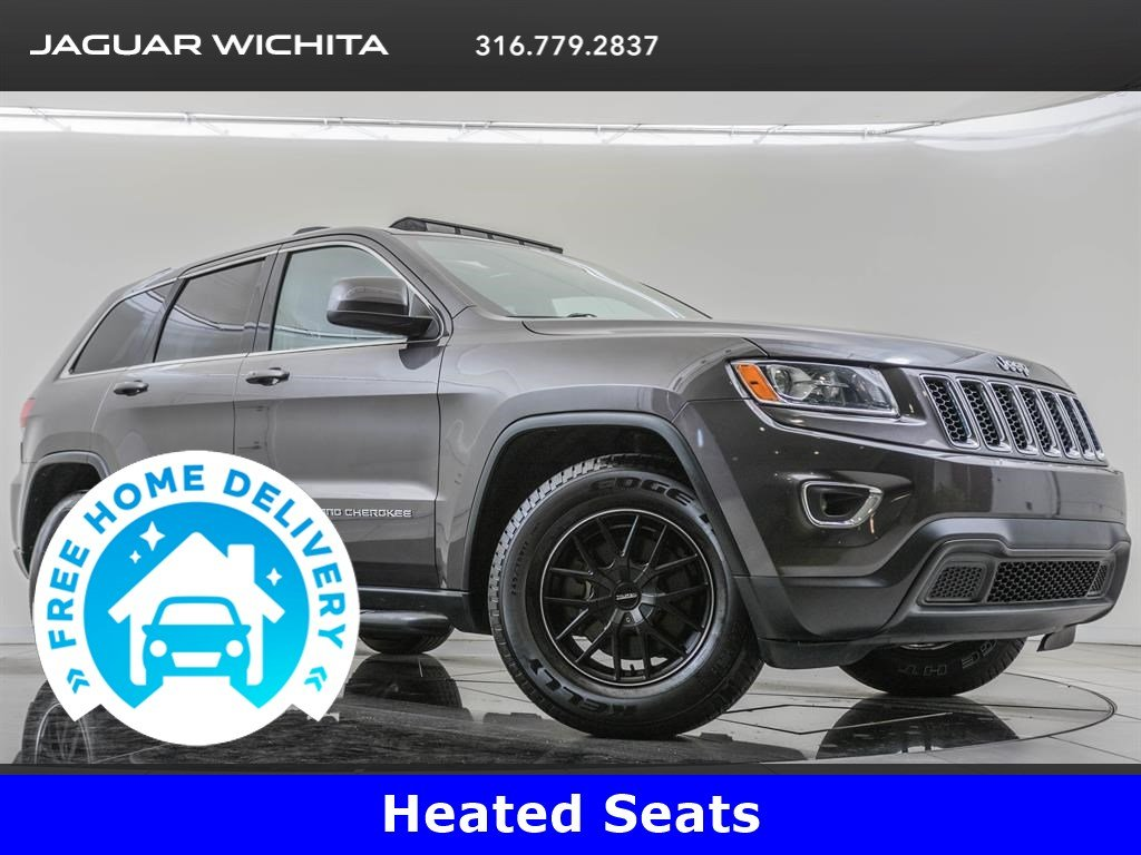 Pre-Owned 2014 Jeep Grand Cherokee Security & Convenience Package