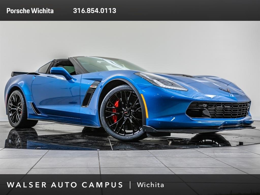 Pre-Owned 2016 Chevrolet Corvette Z06 3LZ, Z07 Ultimate Performance Package