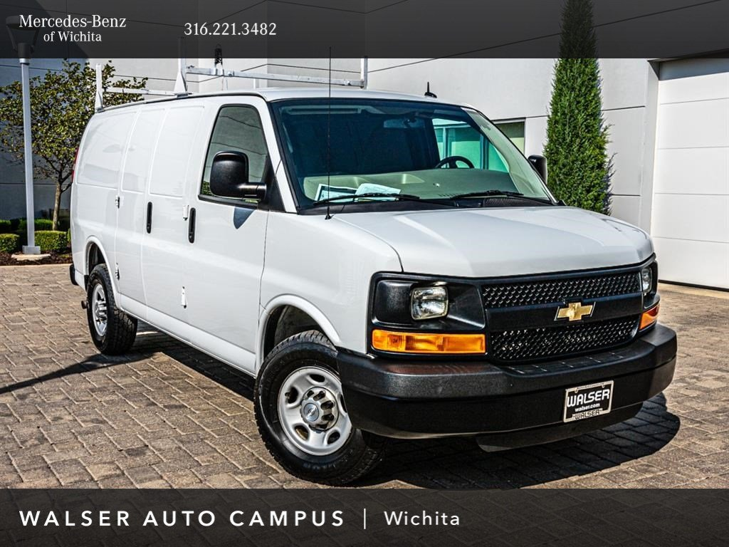 Pre-Owned 2015 Chevrolet Express Cargo Van 2500