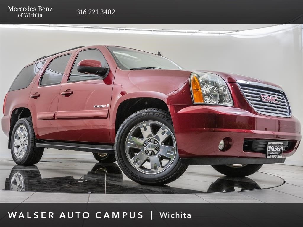 Pre-Owned 2007 GMC Yukon SLT, Factory Wheel Upgrade