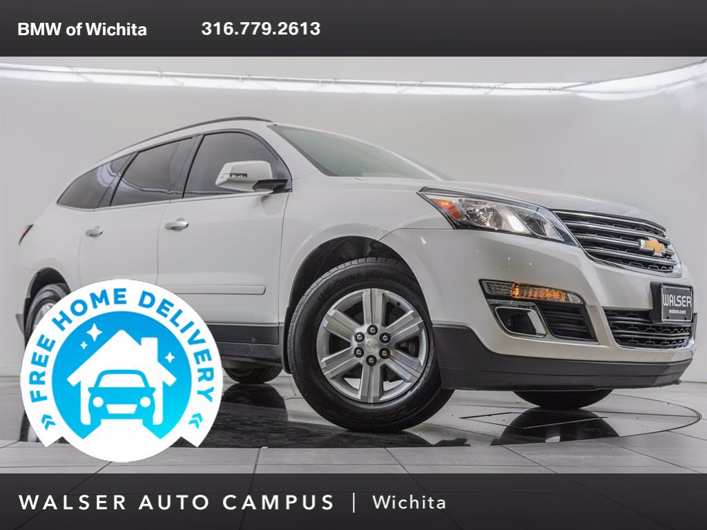 Pre-Owned 2014 Chevrolet Traverse Rear Seat Entertainment System