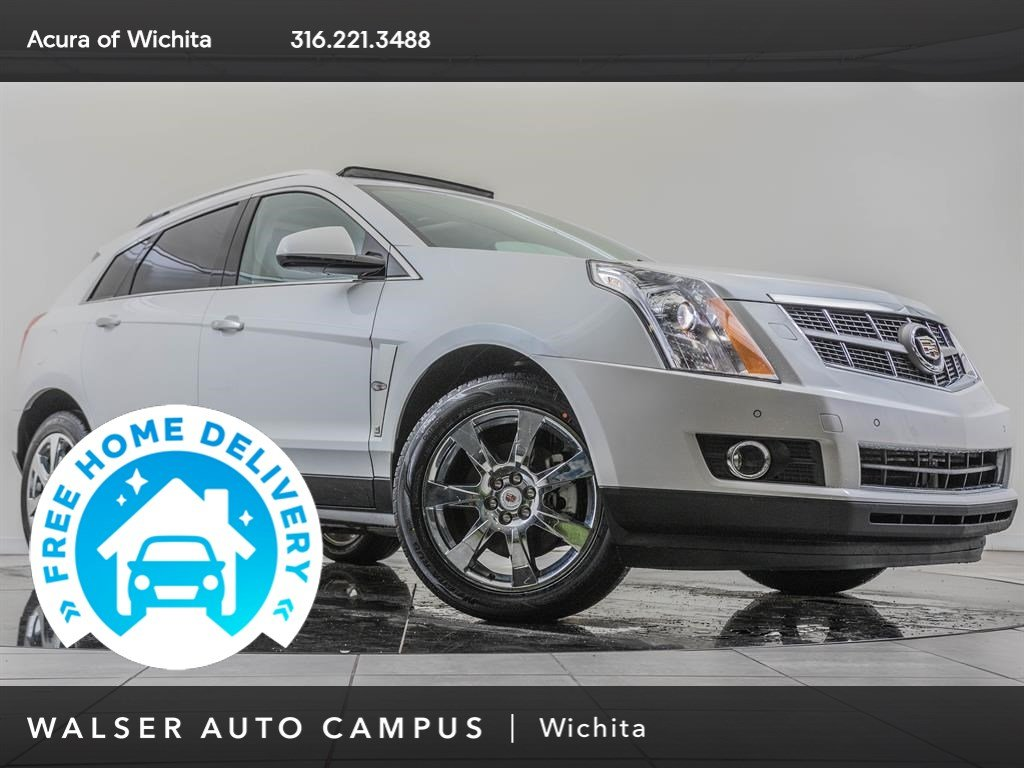 Pre-Owned 2012 Cadillac SRX Navigation, Trailering Package