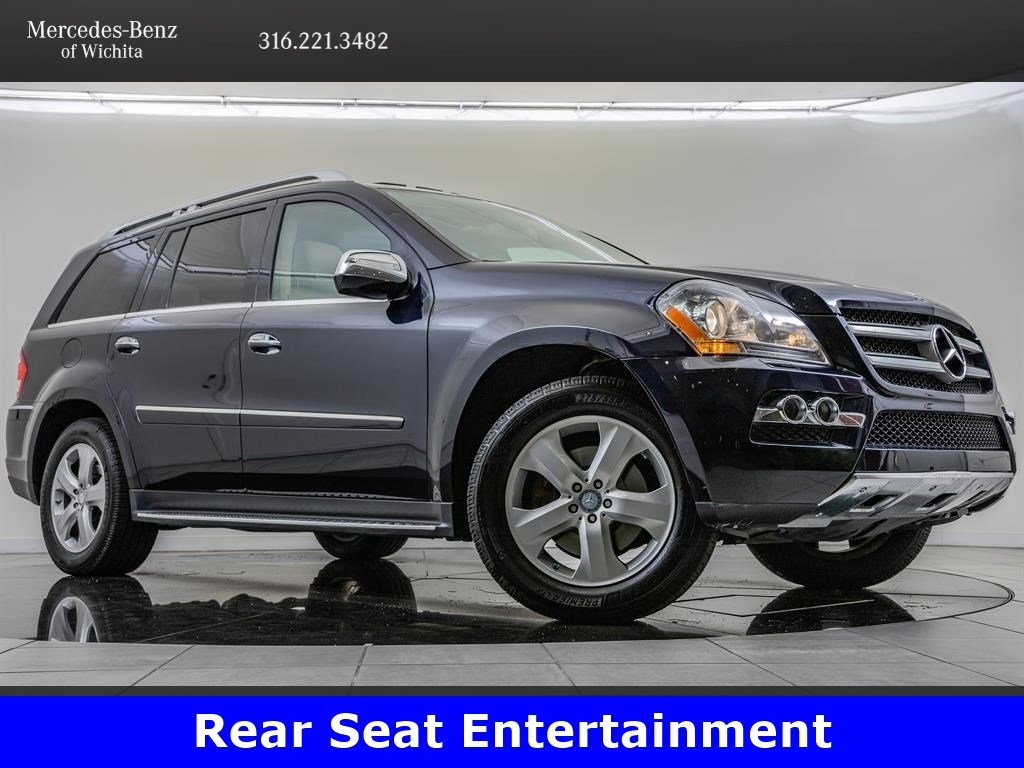 Pre-Owned 2010 Mercedes-Benz GL-Class GL450 4MATIC®, Rear Seat Entertainment