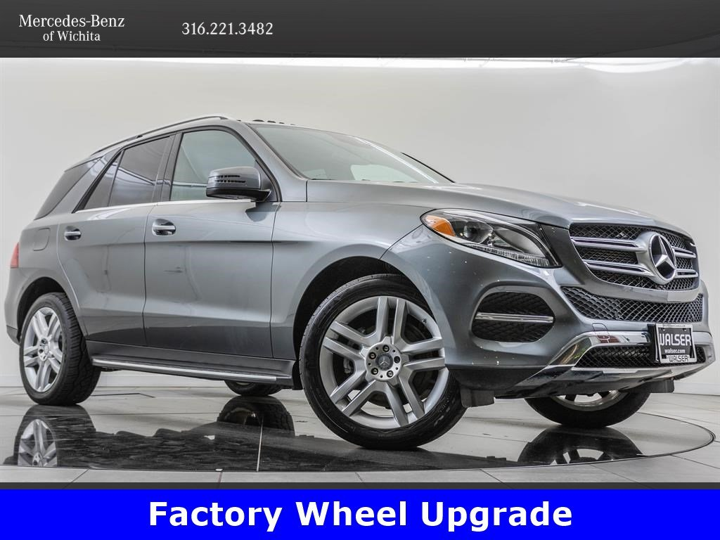 Pre-Owned 2017 Mercedes-Benz GLE GLE 350 4MATIC®
