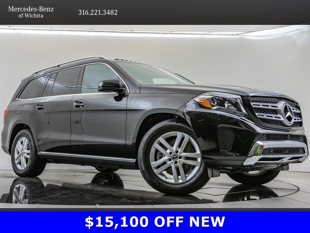 Pre-Owned 2019 Mercedes-Benz GLS GLS 450 4MATIC®, Premium Package
