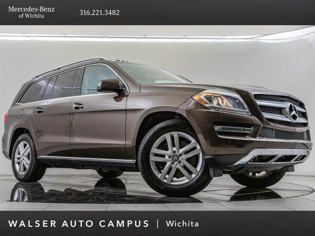 Pre-Owned 2013 Mercedes-Benz GL-Class GL450 4MATIC®, Premium 2 Pkg