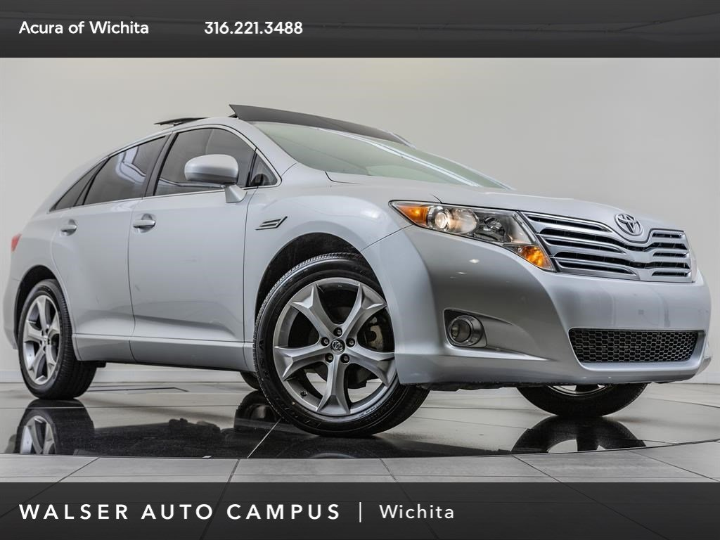 Pre-Owned 2011 Toyota Venza Comfort Package
