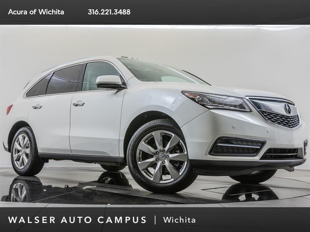 Pre-Owned 2016 Acura MDX SH-AWD Advance Package