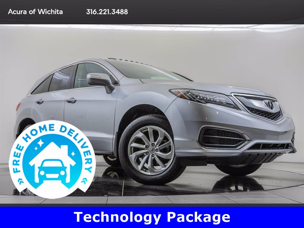 Pre-Owned 2017 Acura RDX Navigation