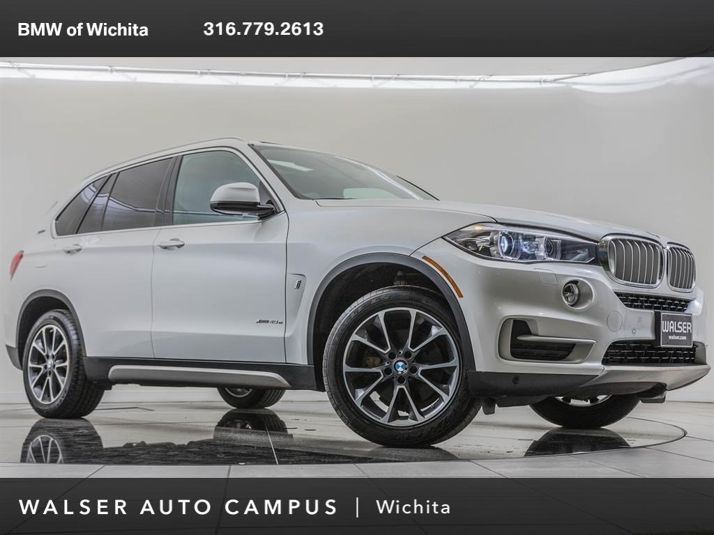 Pre-Owned 2017 BMW X5 Driving Assistance & Premium Packages