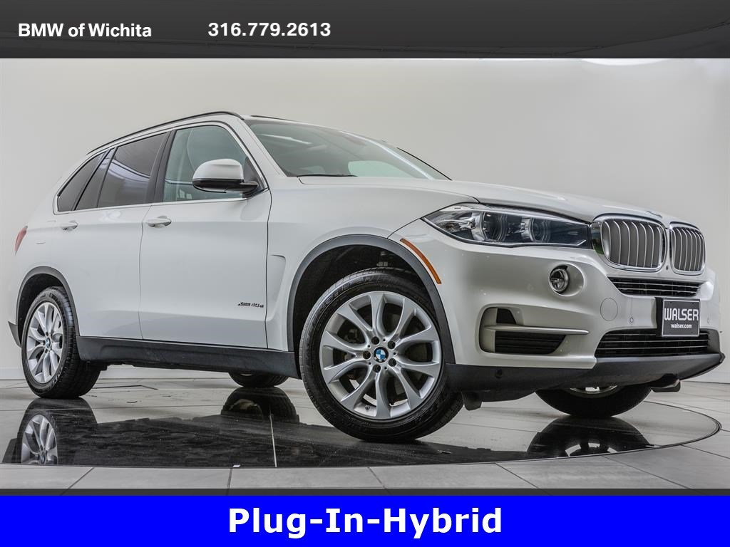 Pre-Owned 2016 BMW X5 eDrive xDrive40e, Driving Assistance Plus