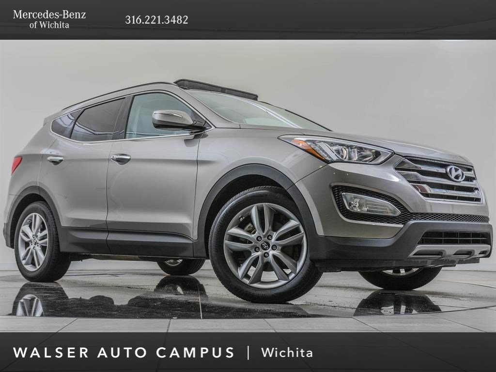Pre-Owned 2014 Hyundai Santa Fe Sport 2.0T, Navigation, Technology Package