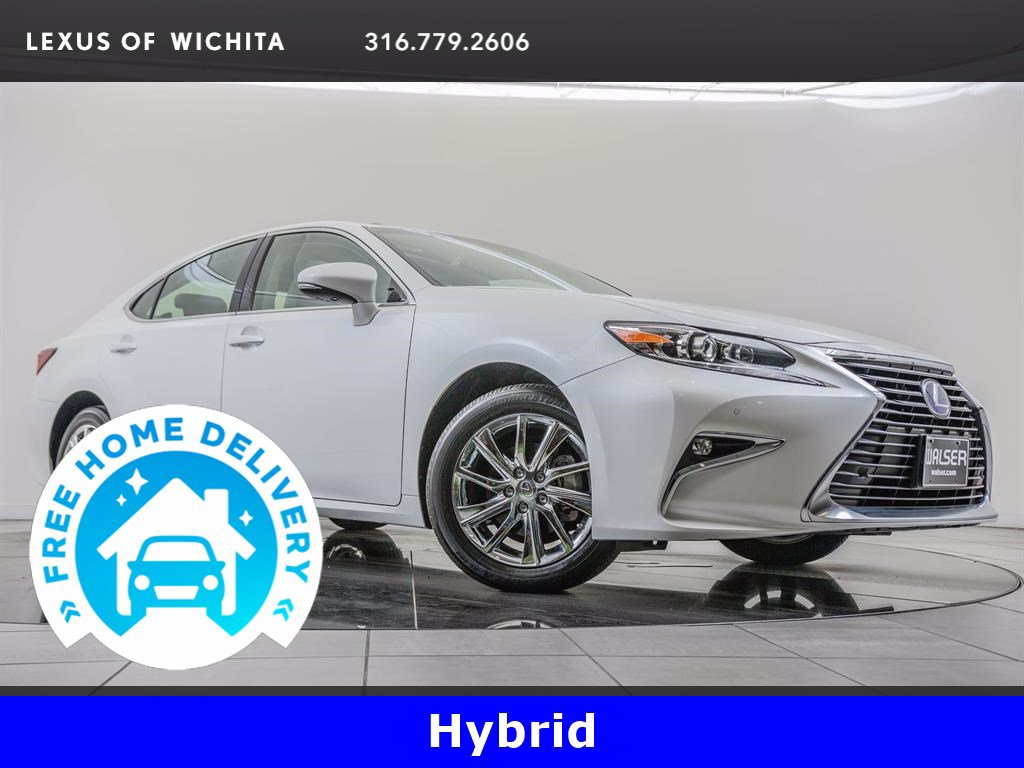 Pre-Owned 2017 Lexus ES 300h Premium Package