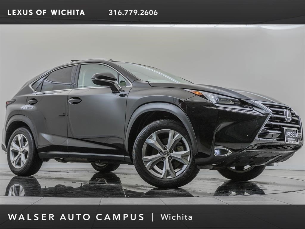 Pre-Owned 2017 Lexus NX 200t NX Turbo
