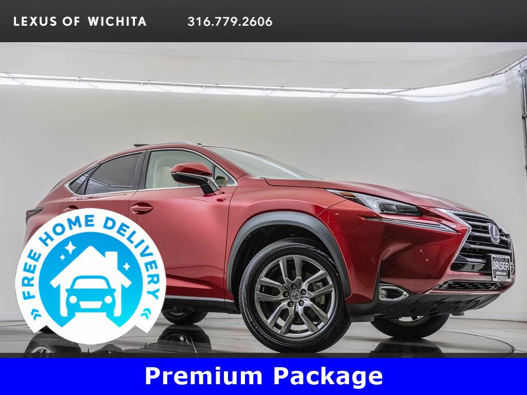 Pre-Owned 2015 Lexus NX 300h Premium Package