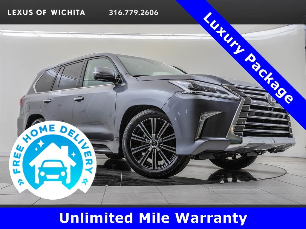 Pre-Owned 2018 Lexus LX 570 Navigation, Luxury Package