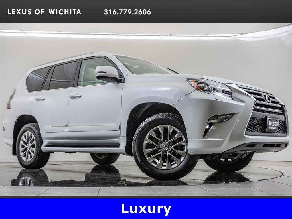 Pre-Owned 2017 Lexus GX Luxury, Navigation, Mark Levinson Audio