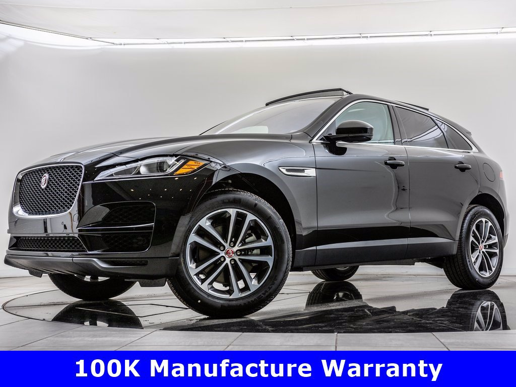 Certified Pre-Owned 2019 Jaguar F-PACE Cold Climate Package