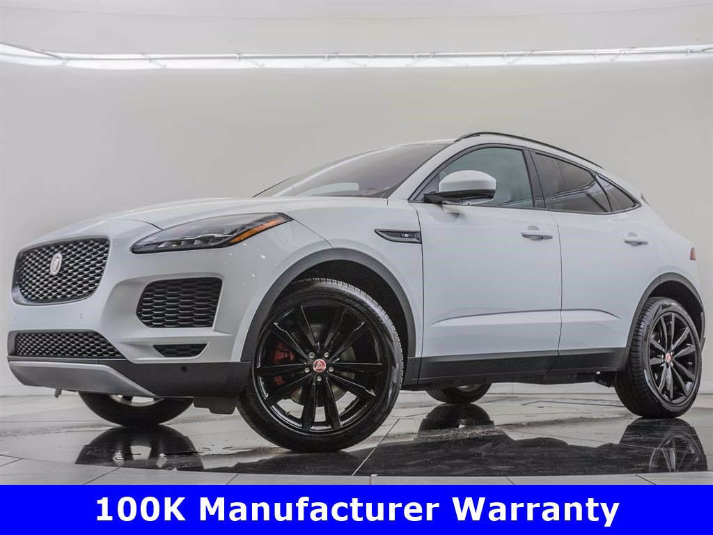 Certified Pre-Owned 2019 Jaguar E-PACE Drive Package