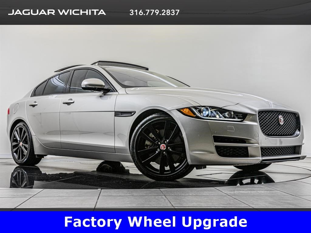 Pre-Owned 2017 Jaguar XE 35t Prestige, Factory Wheel Upgrade