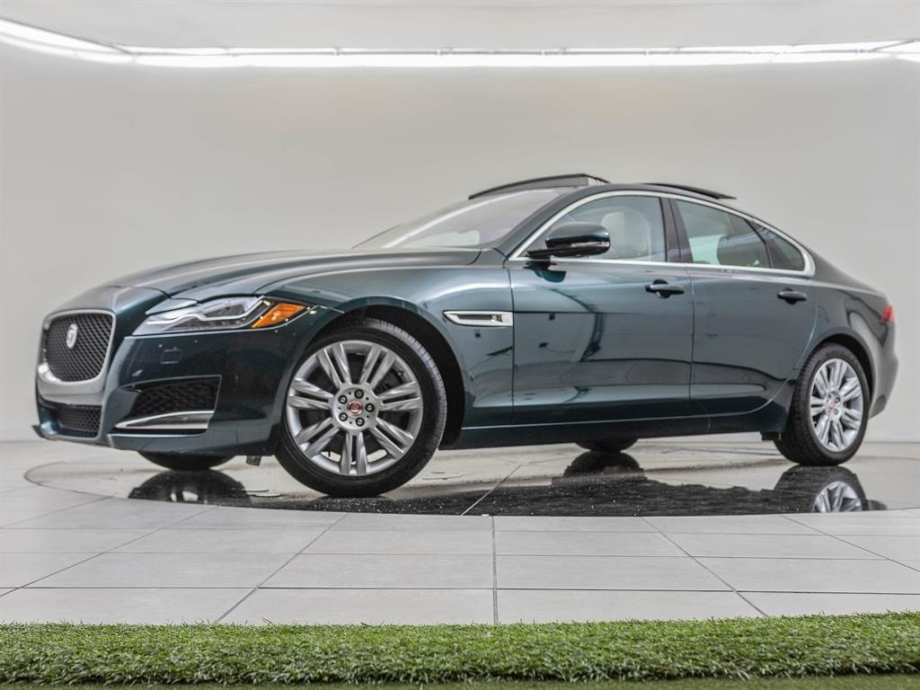 Pre-Owned 2017 Jaguar XF Navigation, Cold Weather & Vision Assist Packages