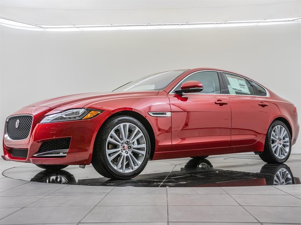 Certified Pre-Owned 2020 Jaguar XF Factory Wheel Upgrade, Navigation, Vision Assist