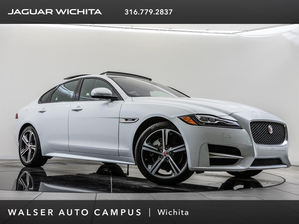 Pre-Owned 2018 Jaguar XF XF 25T R-SPT AWD