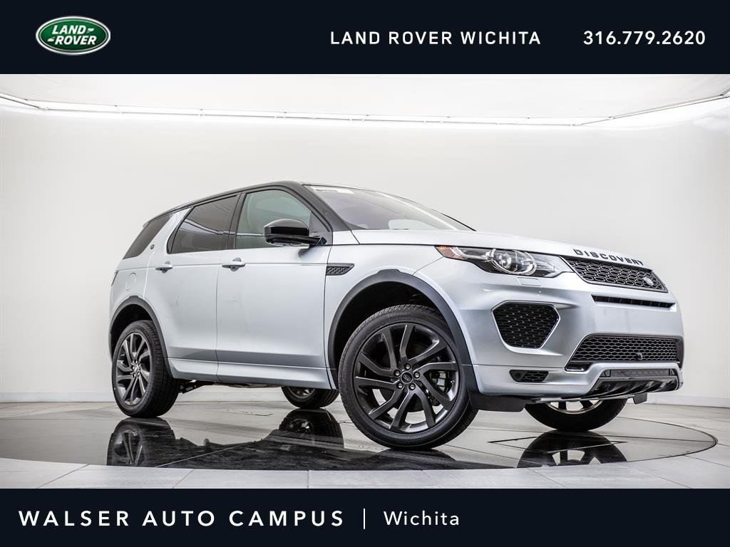 new 2018 land rover discovery sport hse 4 door in wichita 52aa208n