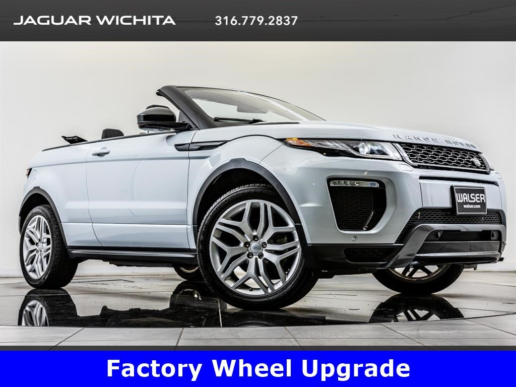 Pre-Owned 2017 Land Rover Range Rover Evoque Convertible HSE Dynamic, Upgraded Wheels