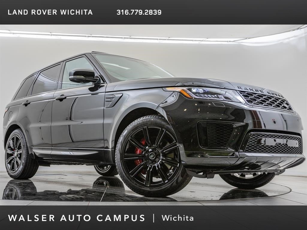 Land Rover Sport >> New 2019 Land Rover Range Rover Sport Dynamic 4 Door In Wichita