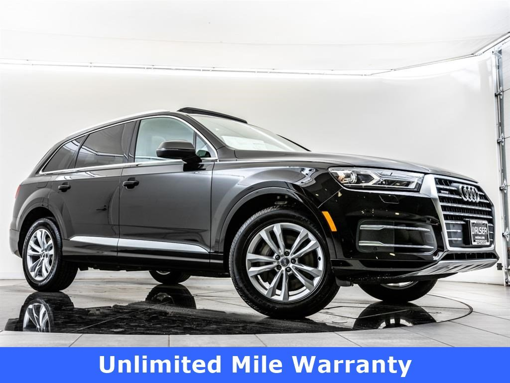 Pre-Owned 2019 Audi Q7 Navigation, Convenience & Cold Weather Packages