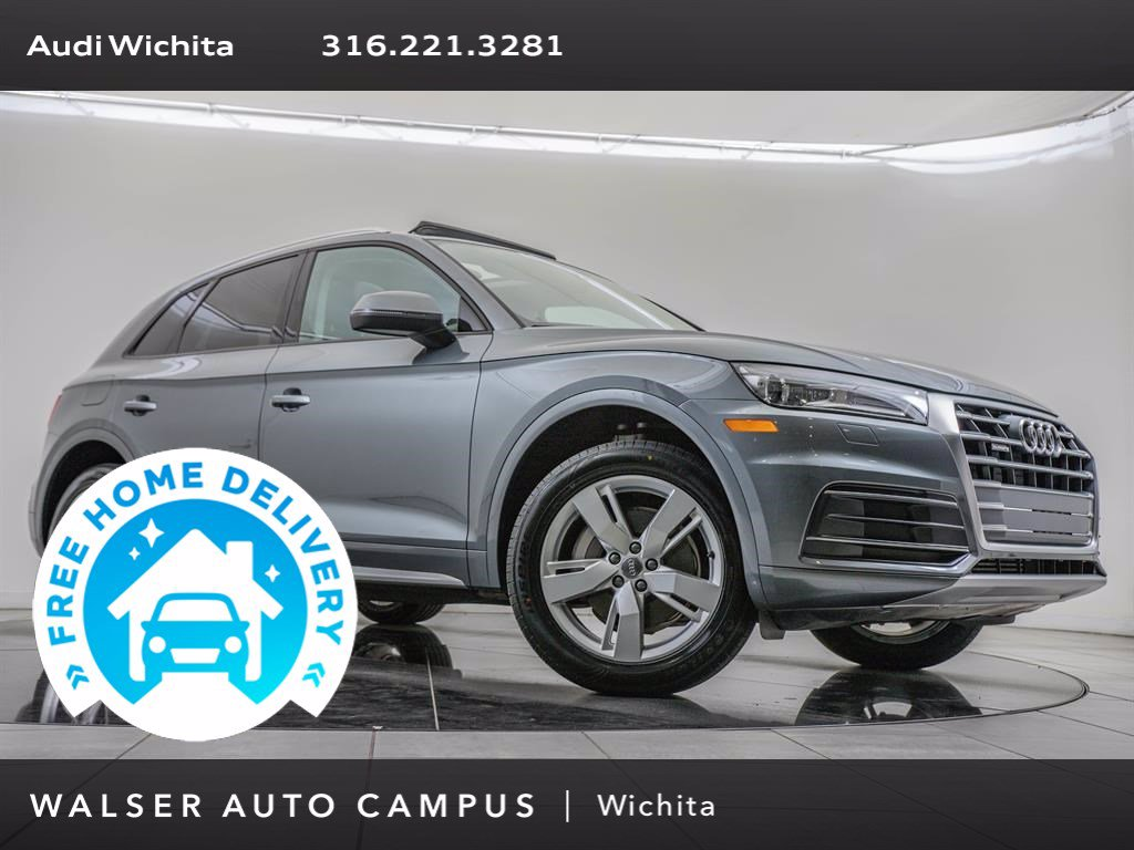 Pre-Owned 2018 Audi Q5 Navigation & Telematics Package
