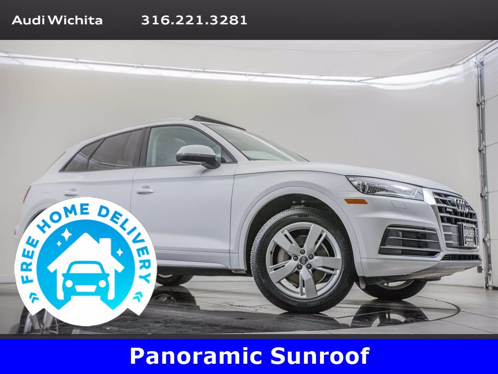 Pre-Owned 2018 Audi Q5 Convenience Package