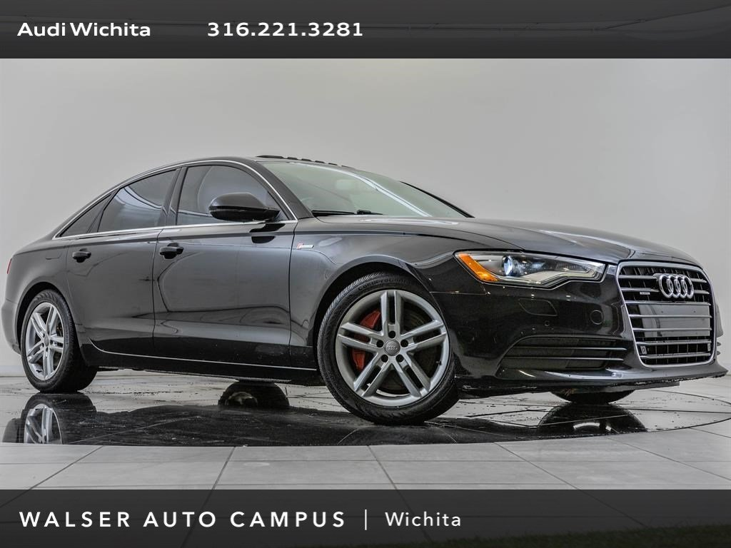 Pre-Owned 2012 Audi A6 3.0T Premium Plus quattro