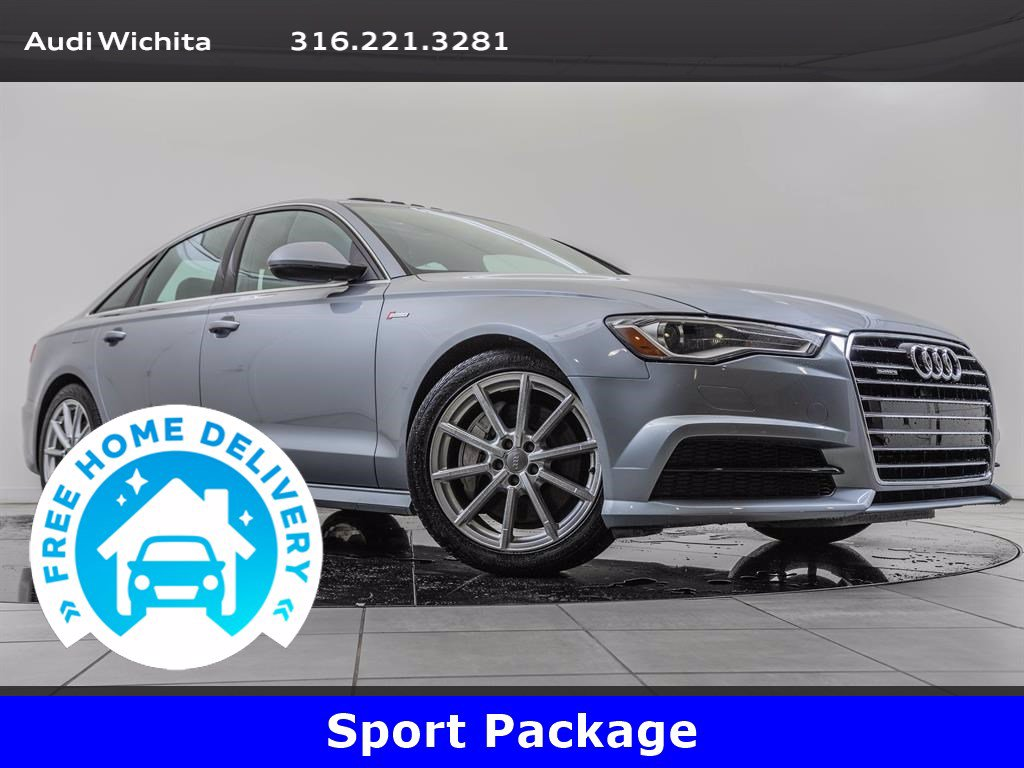 Pre-Owned 2017 Audi A6 Cold Weather Package