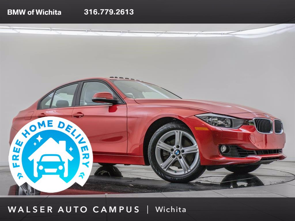 Pre-Owned 2015 BMW 3 Series Premium Package