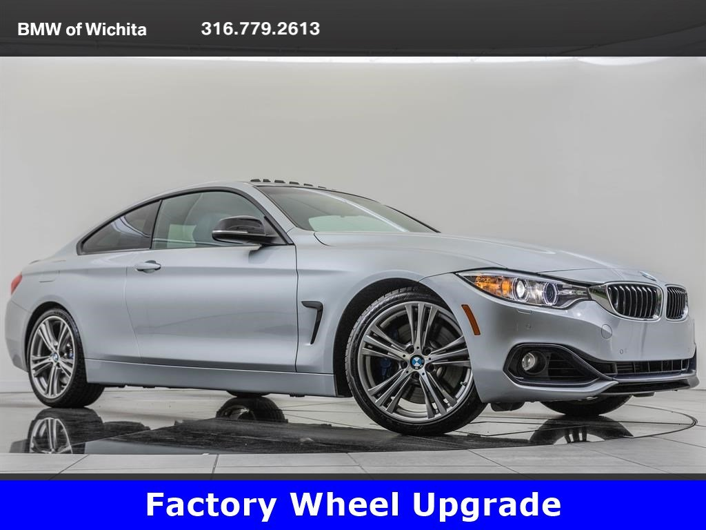 Pre-Owned 2015 BMW 4 Series 435i, Factory Wheel Upgrade