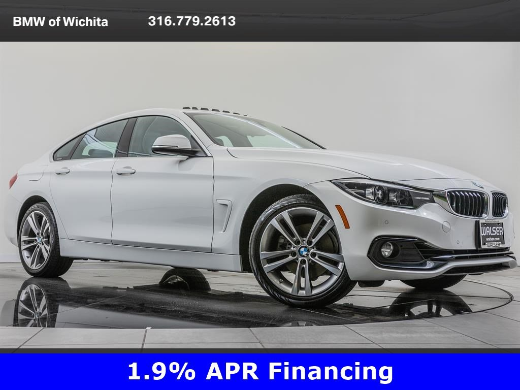 Pre-Owned 2019 BMW 4 Series 430i xDrive, Sport Line