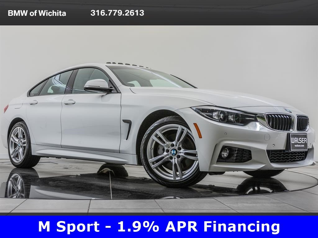 Pre-Owned 2019 BMW 4 Series 430i xDrive, M Sport