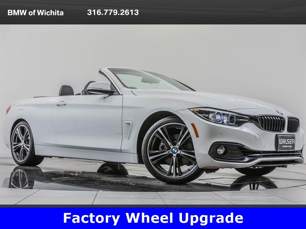 Pre-Owned 2018 BMW 4 Series 430i, Upgraded Wheels