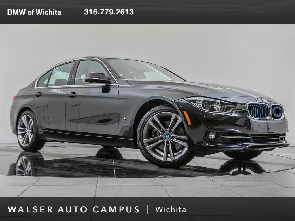 Pre-Owned 2018 BMW 3 Series 2018 BMW 330E IPERFORMANCE (A8) 4DR SDN