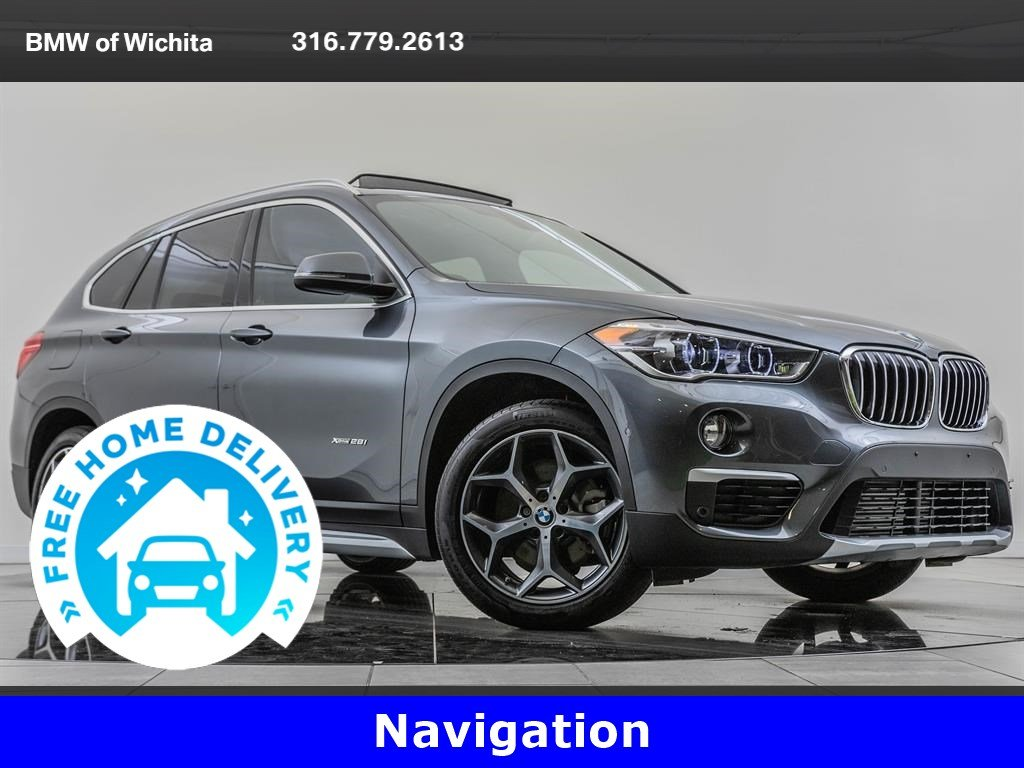 Pre-Owned 2016 BMW X1 Navigation, Premium & Driving Assistance Packages
