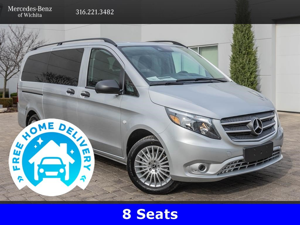 Pre-Owned 2019 Mercedes-Benz Metris Passenger Van Premium Safety Package