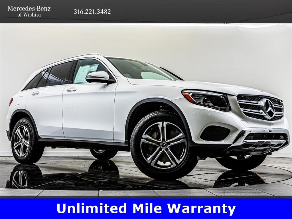 Pre-Owned 2019 Mercedes-Benz GLC GLC 300 4MATIC®, Premium Package