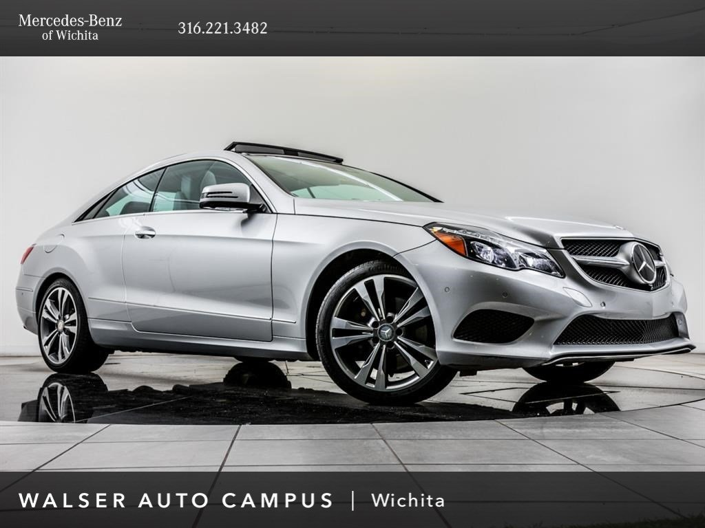 Pre-Owned 2014 Mercedes-Benz E-Class E350 4MATIC®, Premium 1 Package