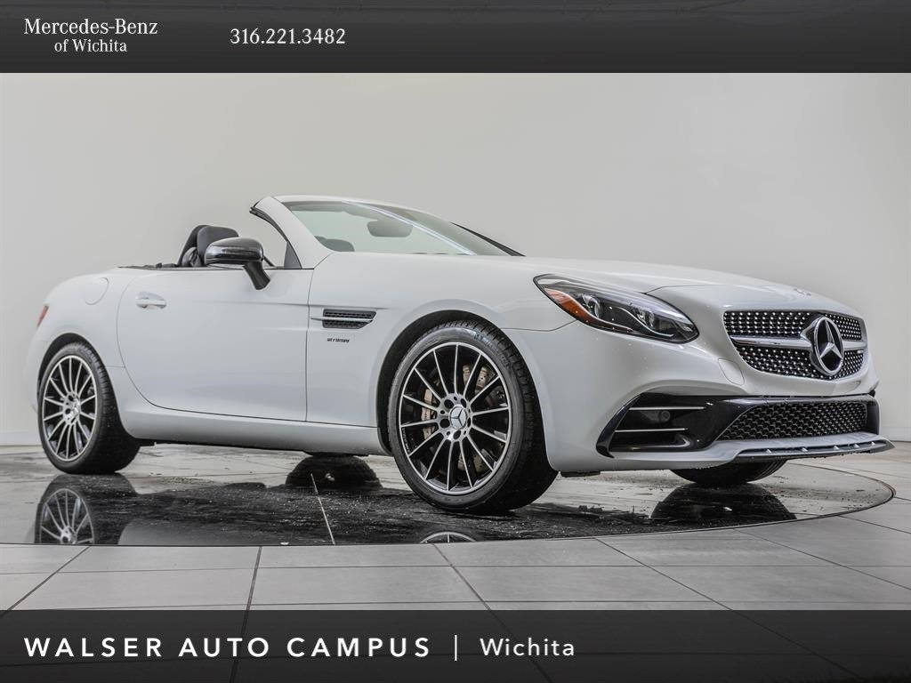 Pre-Owned 2017 Mercedes-Benz SLC AMG® SLC 43