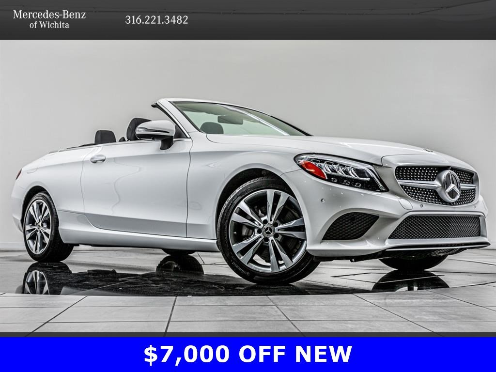 Pre-Owned 2019 Mercedes-Benz C-Class C 300 4MATIC®, Premium Pkg