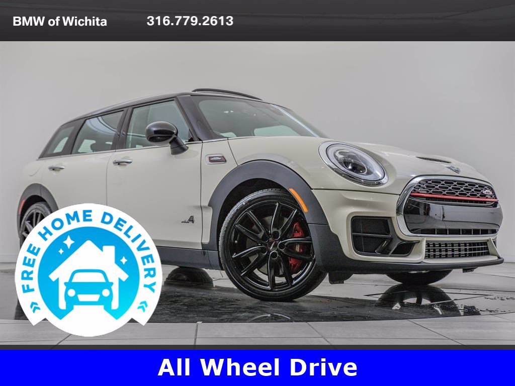 Pre-Owned 2019 MINI John Cooper Works ALL4 Clubman Signature Trim Package
