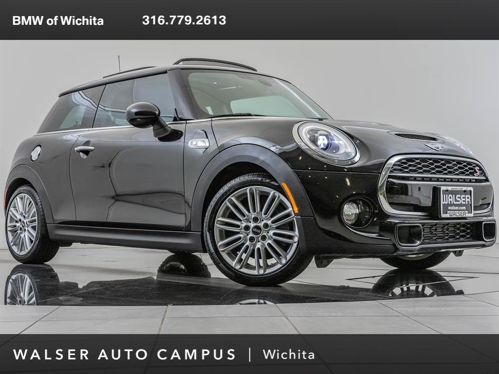 Pre Owned 2015 Mini Cooper Hardtop S Sport Pkg Hatchback In Wichita